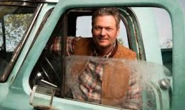 Blake Shelton presentó su nuevo disco 'Fully loaded: God's country'