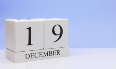 Efemérides de música de este 19 de diciembre