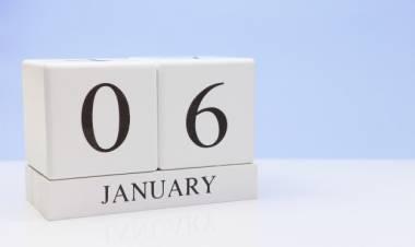 Efemérides de música de este 6 de enero