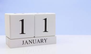 Efemérides de música de este 11 de enero