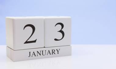 Efemérides de música de este 23 de enero