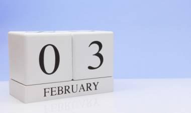 Efemérides de música de este 3 de febrero