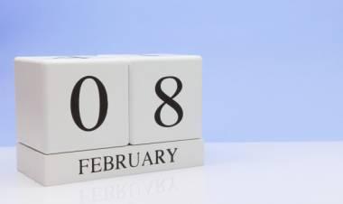 Efemérides de música de este 8 de febrero