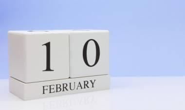 Efemérides de música de este 10 de febrero