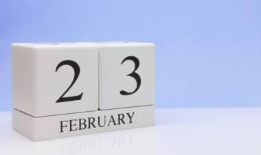 Efemérides de música de este 23 de febrero