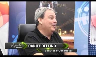 Nota a Daniel Delfino realizada por Carlos Delicia, Así nace Antología