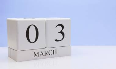 Efemérides de música de este 3 marzo