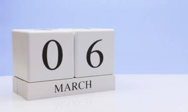 Efemérides de música de este 6 de marzo