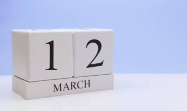 Efemérides de música de este 12 de marzo