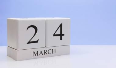 Efemérides de música de este 24 de marzo