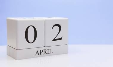 Efemérides de música de este 02 de abril