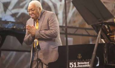Falleció por coronavirus el legendario músico de jazz Ellis Marsalis
