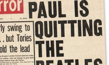 Hoy se cumplen 50 años que Paul McCartney abandona Beatles
