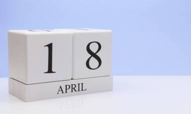 Efemérides de música de este 18 de abril