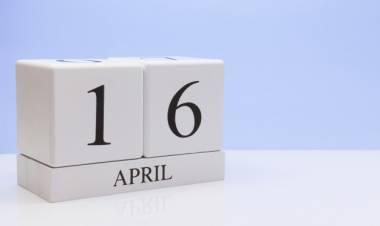Efemérides de música de este 16 de abril