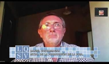 """""""Lo que se Viene"""" - Programa periodístico con Héctor Ruiz  - Cablevideo (16-04-2020)"""