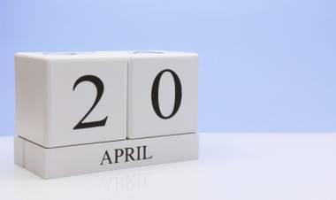 Efemérides de música de este 20 de abril