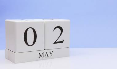 Efemérides de música de este  2 de mayo