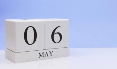 Efemérides de música de este 6 de mayo