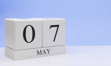 Efemérides de música de este 7 de mayo
