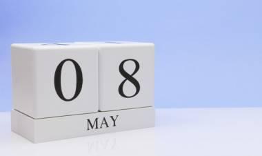 Efemérides de música de este 8 de mayo