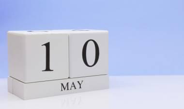 Efemérides de música de este 10 de mayo