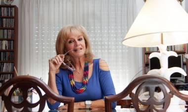 Marta Goyri repasó su trayectoria profesional en Antología Magazine