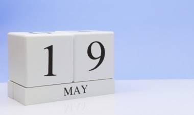 Efemérides de música de este 19 de mayo