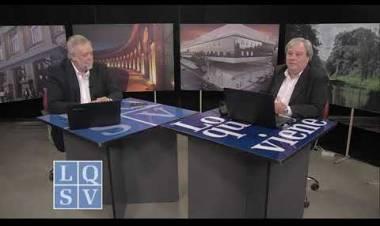 Lo que se viene - Programa periodístico semanal de Héctor Ruiz - Cablevideo (23-07-2020)
