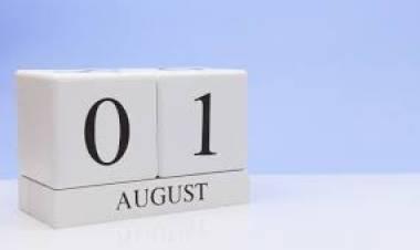 Efemérides de música de este 1 de agosto