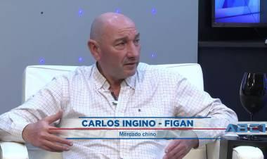 Carlos Ingino y la preocupación del sector porcino por la llegada de capitales chinos