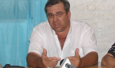 Eduardo Lorinz y la aparición de un caso positivo de coronavirus en la subcomisaria de Arroyo Leyes
