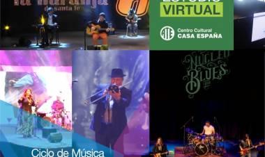Marcelo Delfor nos cuenta de Estudio Virtual la nueva iniciativa de ATE Casa España