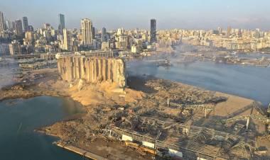 Cristian Riom analiza en su columna internacional la explosión en el puerto de Beirut