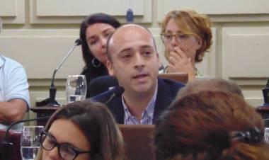 El diputado Sergio Basile y la preocupación por los incendios intencionales en el Gran Santa Fe