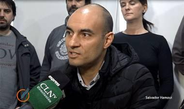 Diego Ainsuain y el paro convocado por SIPRUS para el día de mañana