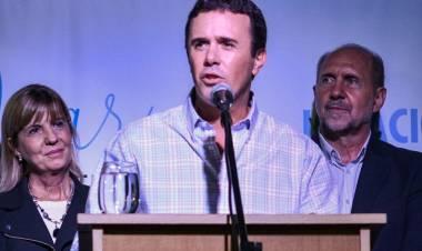 """Ignacio Martínez Kerz: """"La provincia entregó 93.530 módulos alimentarios y de limpieza en la ciudad de Santa Fe"""""""