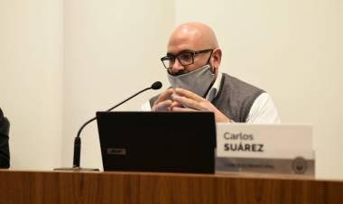 Carlos Suárez pide al municipio que informe a la ciudadanía sobre la manera correcta de desechar barbijos y tapabocas