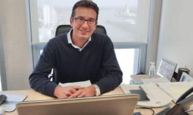 Jorge Tarchini, gerente de la EPE y el nuevo esquema de trabajo por la pandemia del Covid 19