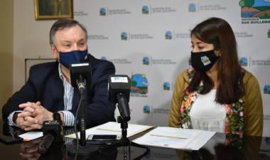 En la ciudad de San Guillermo, durante una reunión virtual, se abordó el Programa de desarrollo Apícola
