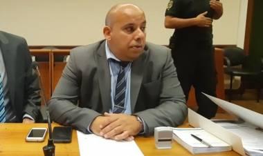 Fabián Kieffer de FM Plus, nos habla de la movilización en solidaridad con  el Dr. Marchisio acusado de abuso