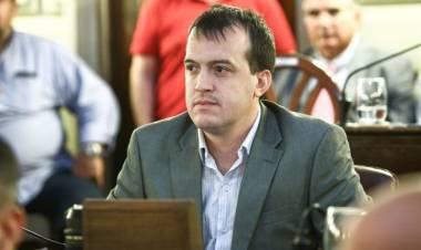 """Joaquín Blanco: """"El diputado Pullaro habla de la seguridad con la experiencia de 4 años de gestión"""""""