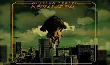 """Gustavo Cerati, el 1 de Septiembre de 2009 editaba """"Fuerza Natural"""", su último disco"""