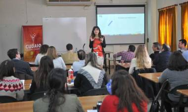 Alejandra Regalli y el apoyo terapéutico a familiares de donantes de órganos
