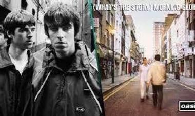 """Oasis celebrará 25 aniversario de """"(What's The Story) Morning Glory?"""" con una edición especial"""