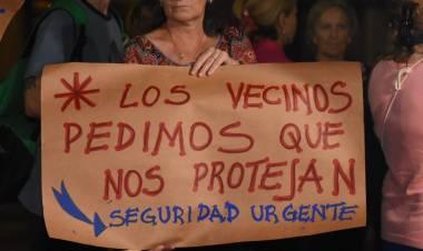 Marcos Rossi, la problemática de la inseguridad en Santa Fe llega a la legislatura