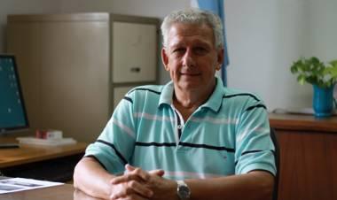 Aldo Vecchietti y la celebración de los 40 años del INGAR