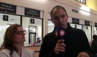 """Diego Ansuaín: """"Necesitamos una urgente definición del gobierno provincial"""""""