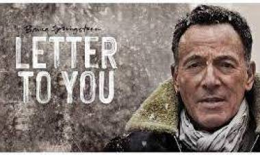 Bruce Springsteen regresa con su nueva canción 'Letter To You'