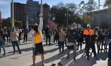 """Mariano Ocampo: """"Los gimnasios somos prestadores de salud"""""""